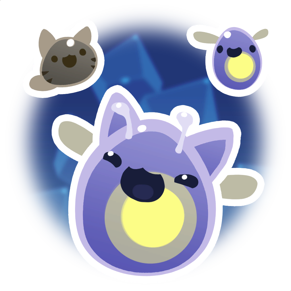 Hungry clipart ravenous. Largo slimes slime rancher