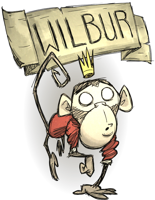 Hungry clipart starvation. Wilbur don t starve