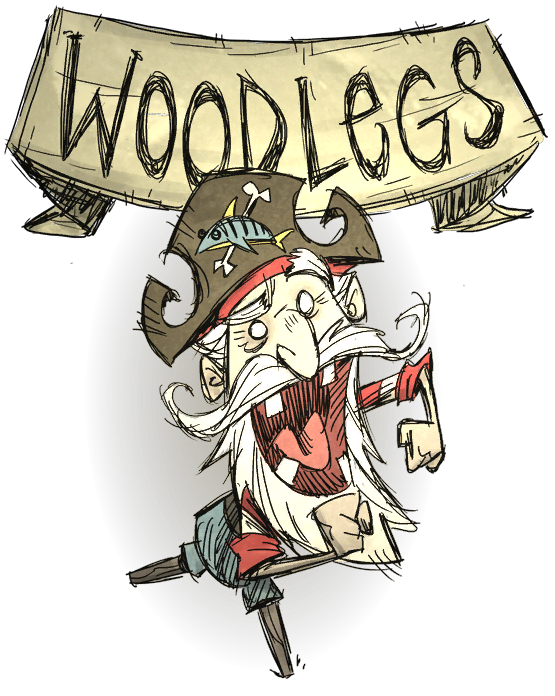 Hungry clipart starvation. Woodlegs don t starve