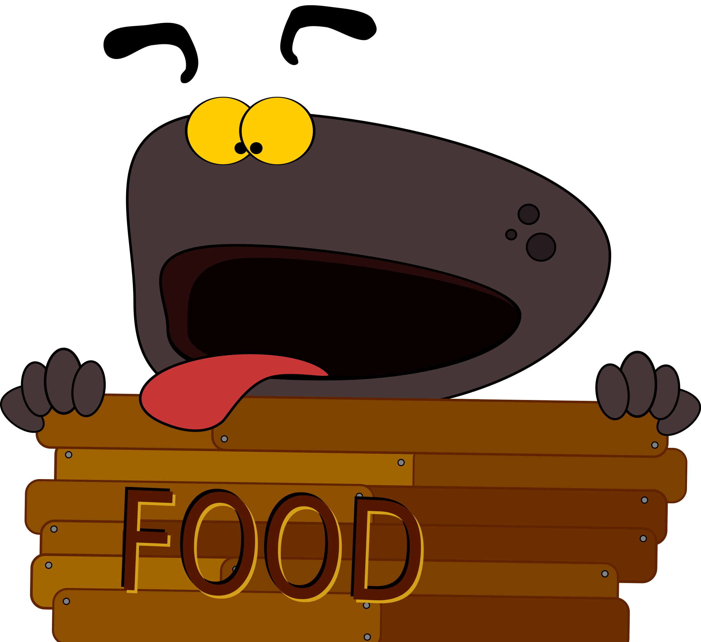 Hungry clipart transparent. Dog icons png free