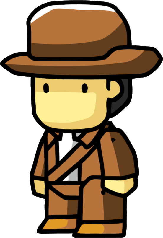 Hunter clipart africa ancient. Scribblenauts google search game