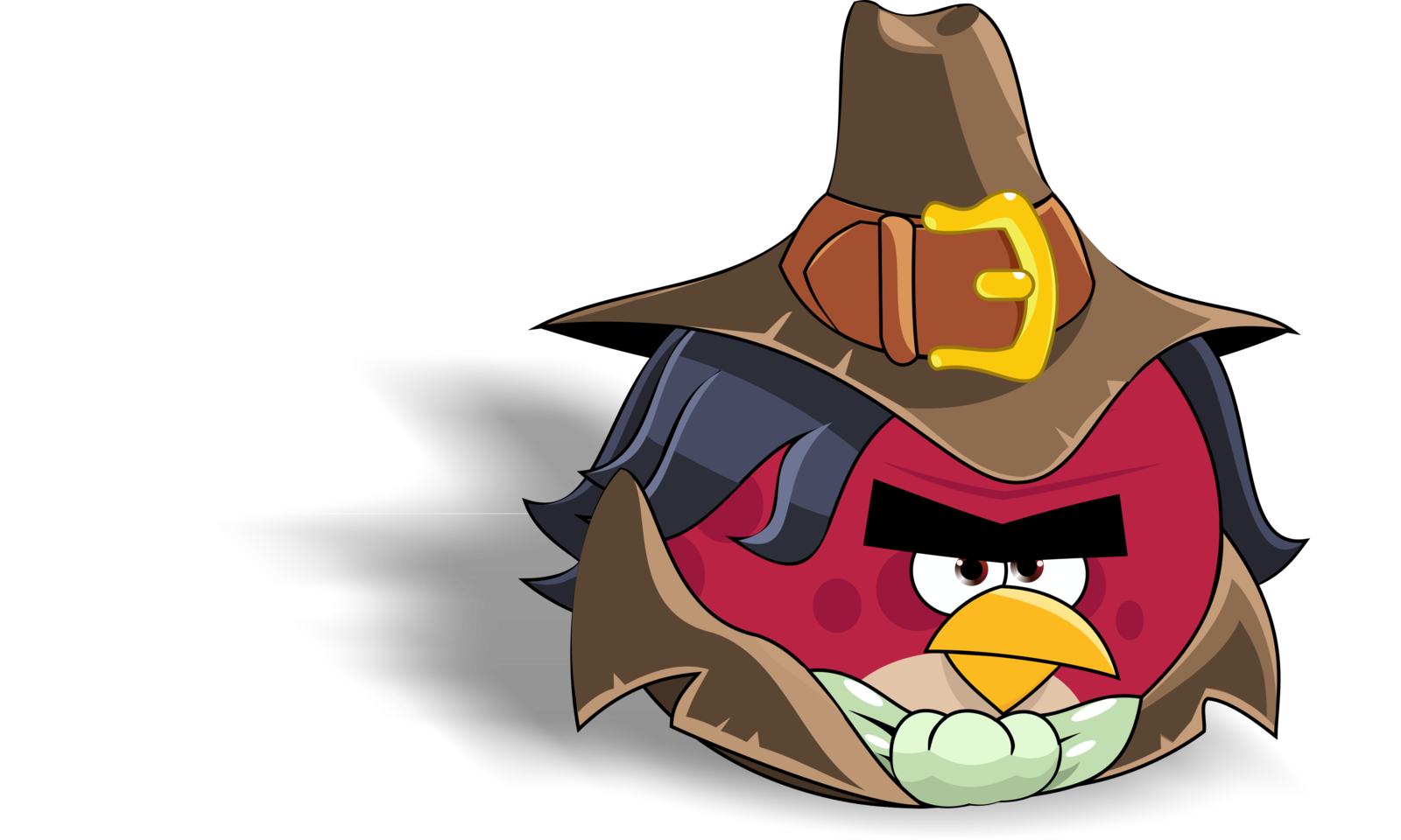 Hunter clipart bird hunter. Terence the angry birds