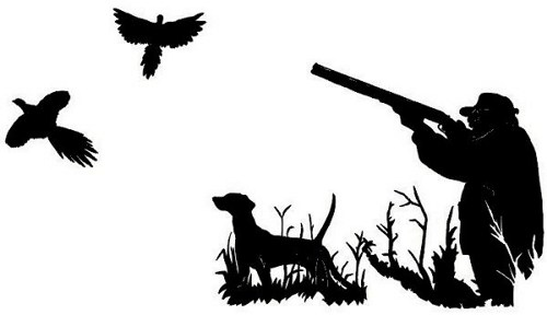 Hunter clipart bird hunter. Hunting free download best