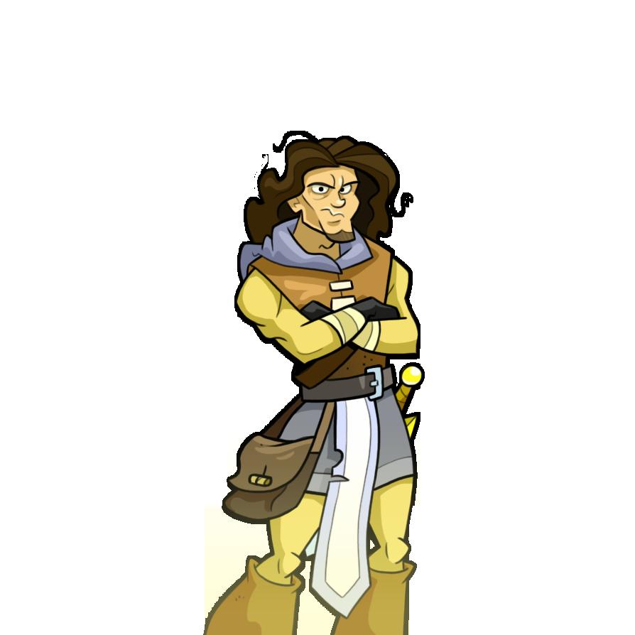Image portrait png spellstone. Hunter clipart bounty hunter