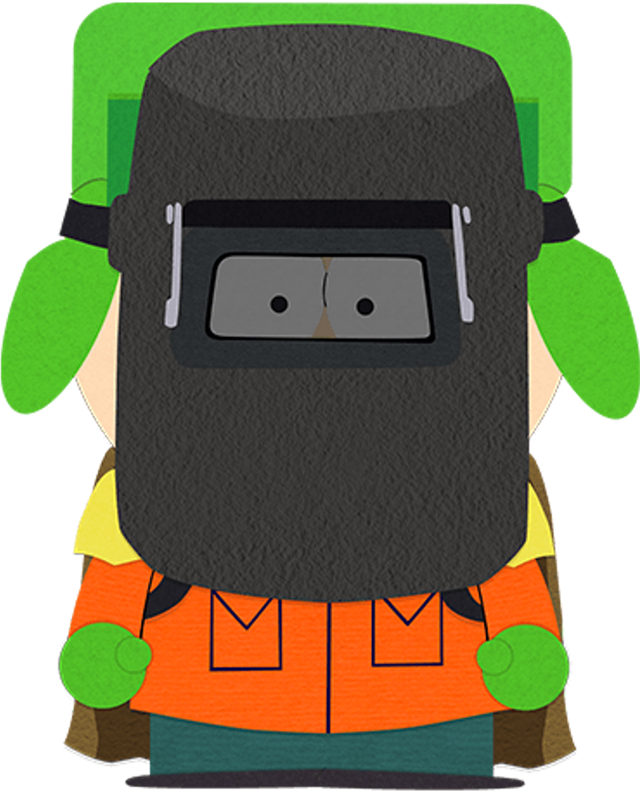 Image kyle png south. Hunter clipart bounty hunter