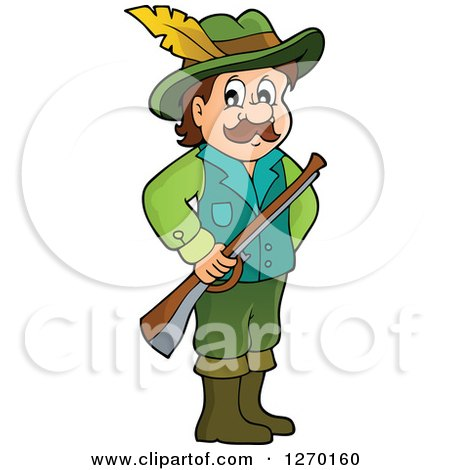 Hunter clipart character. Cliparts free download best