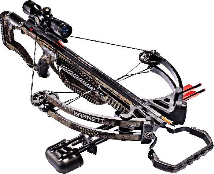 Hunter clipart crossbow. Whitetail ii