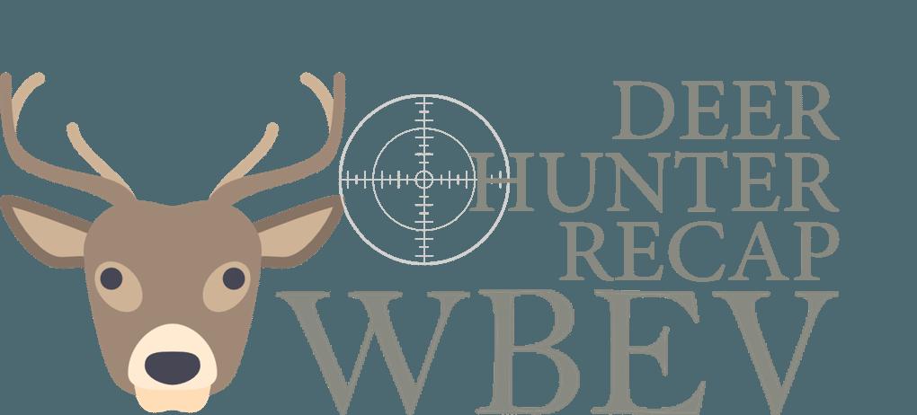 Hunter clipart deer hunter. Recap small sight logo