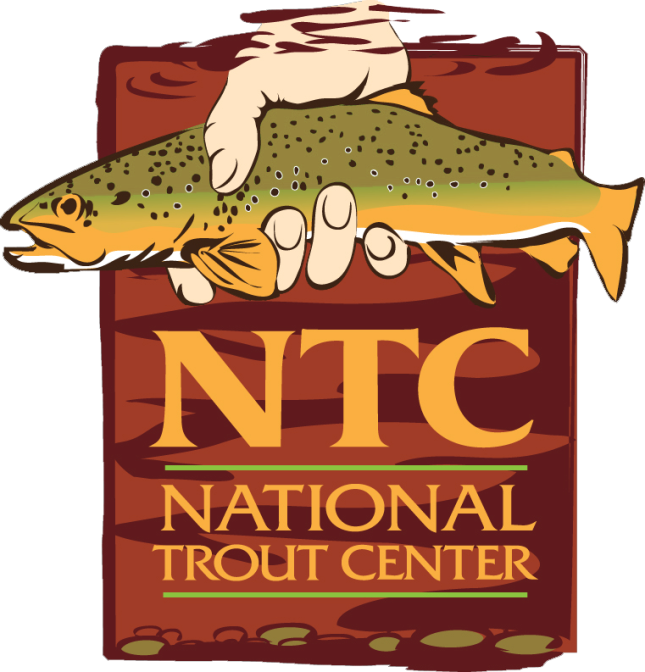 National trout center explore. Hunter clipart entomologist