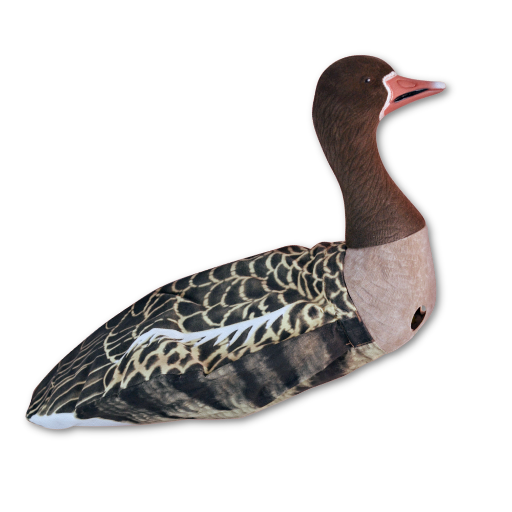 Sillosocks lightweight wind decoys. Hunter clipart goose hunting