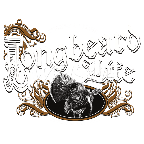 Longbeard life the wild. Hunter clipart hunter turkey