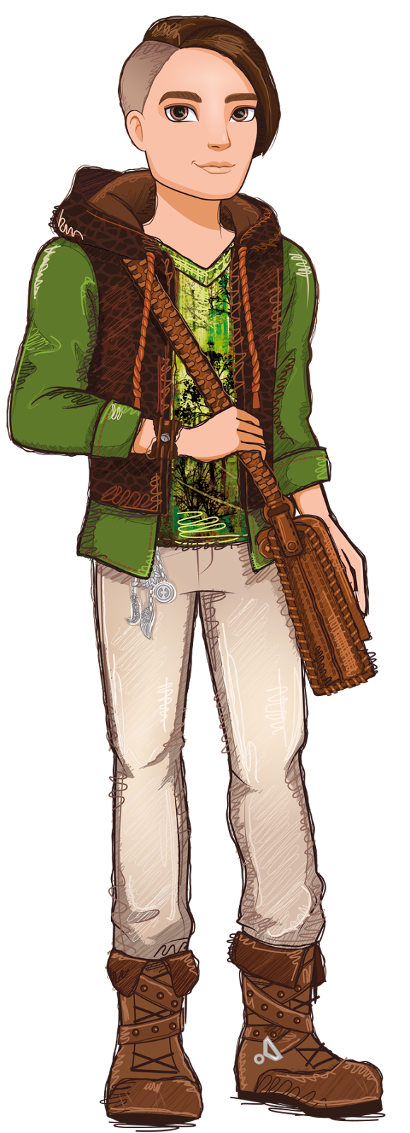 Hunter clipart huntsman. Png ever after high