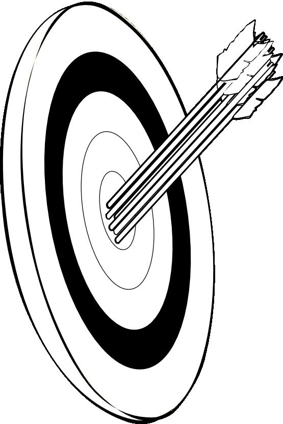 Clipartist clip art arrows. Hunter clipart net