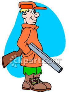 Hunter clipart net. Cliparts free download best
