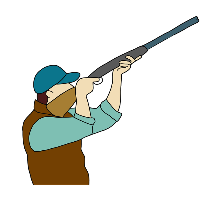 Hunt animal hunting frames. Hunter clipart outdoorsman