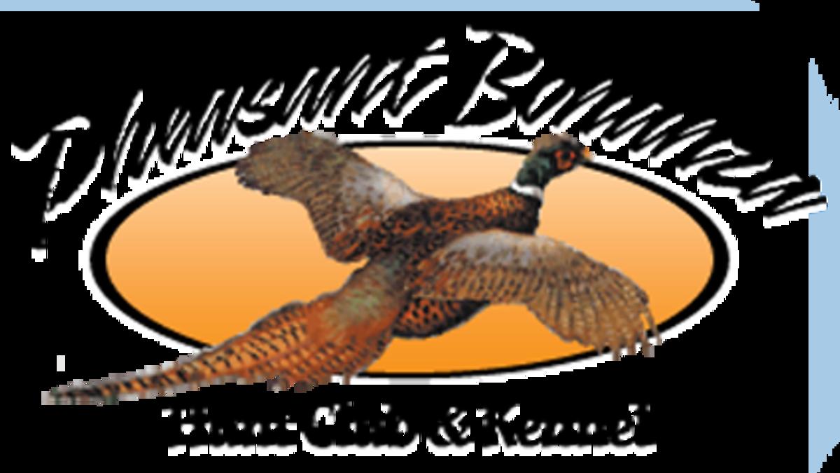 Bonanza hunt club kennel. Hunter clipart pheasant shooting