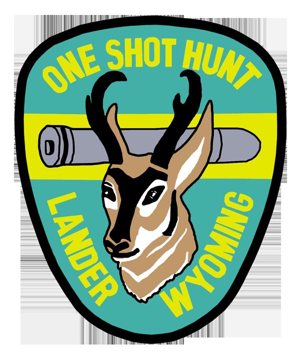 Hunter clipart pioneer. One shot antelope hunt