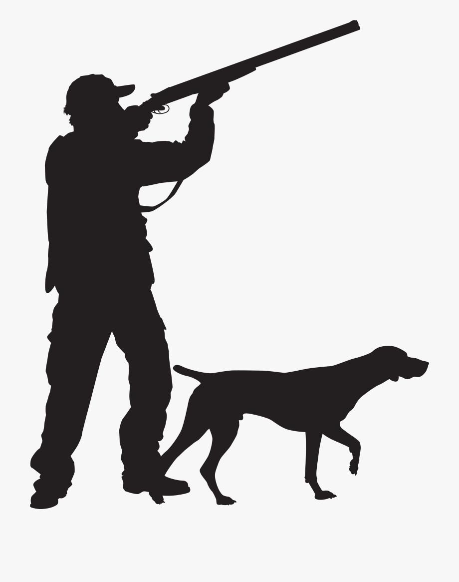 Hunter clipart transparent. Shotgun gun free cliparts