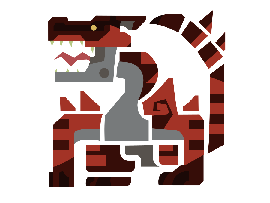 Monster favourites by carasibana. Hunter clipart tribal