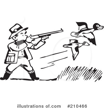 Hunting clipart. Download
