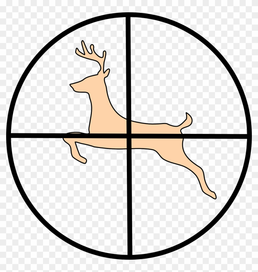 Download free png deer. Hunting clipart abstract