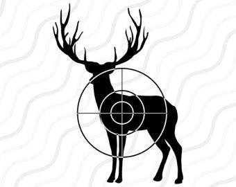 X free clip art. Hunting clipart animal hunting