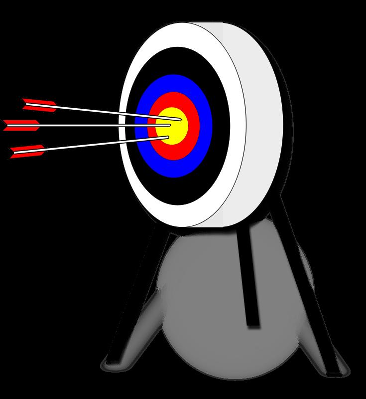 Free archery cliparts zone. Hunting clipart bow arrow