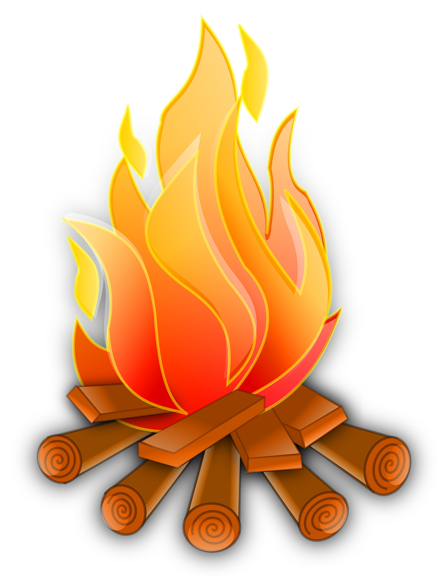 Jokingart com transparent. Hunting clipart campfire