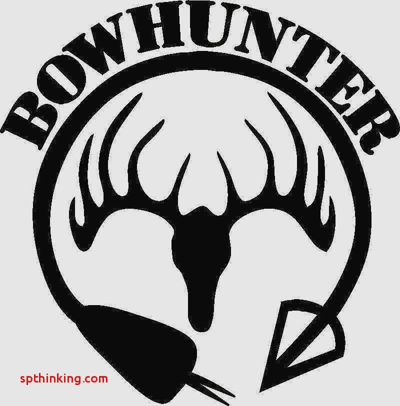 Bow decals for trucks. Hunting clipart decal