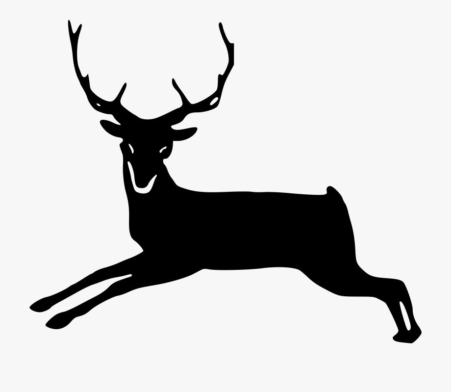 Hunting clipart deer antler. Elk horn cliparts cartoons