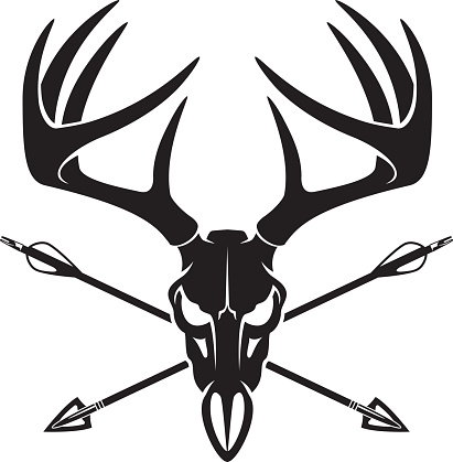 Hunting clipart deer hunting. Clip art library