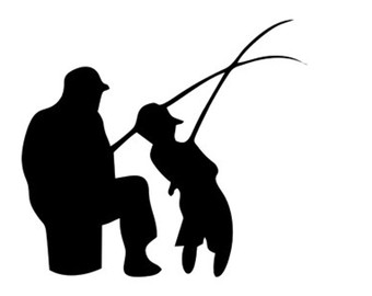 Fishing free download best. Hunting clipart father and son