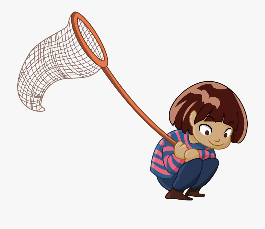 Hunting clipart hunting equipment. Little boy bug cartoon