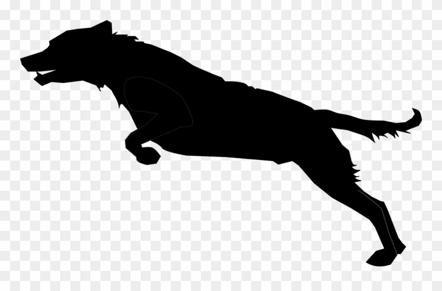 Retriever pug animal silhouettes. Hunting clipart labrador silhouette