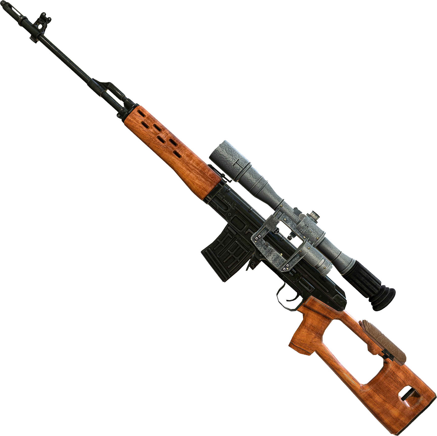 Rifle png . Hunting clipart sniper