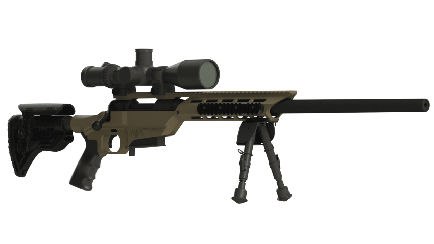 Animated png free images. Hunting clipart sniper