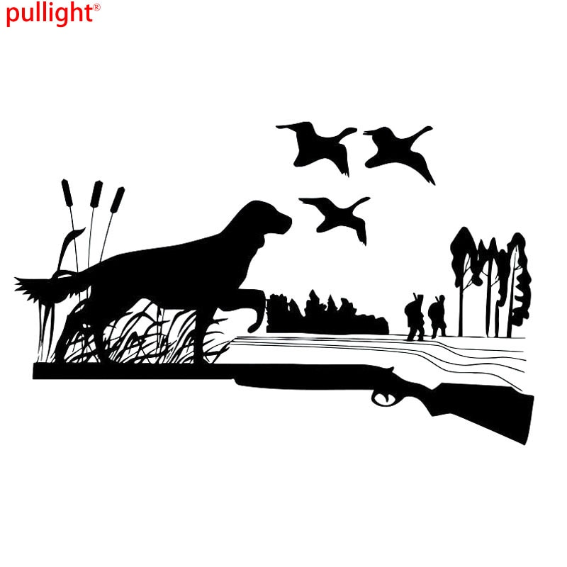 Hunting clipart wall art. Download dog clip duck