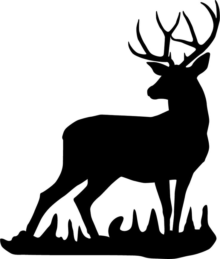 Hunting clipart wall art. Deer free download best