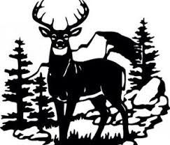 Hunting clipart white tail. Image result for black