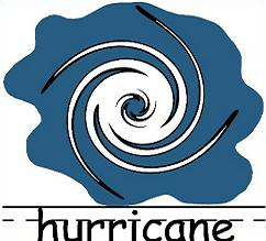 Hurricane clipart. Free