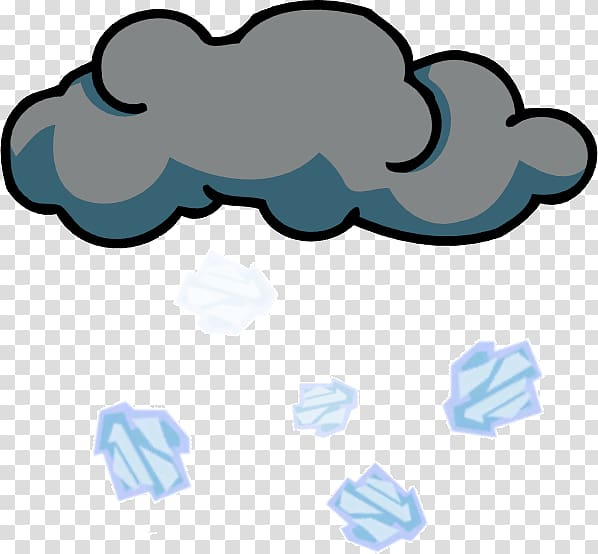 Scribblenauts unlimited remix . Hurricane clipart hail weather