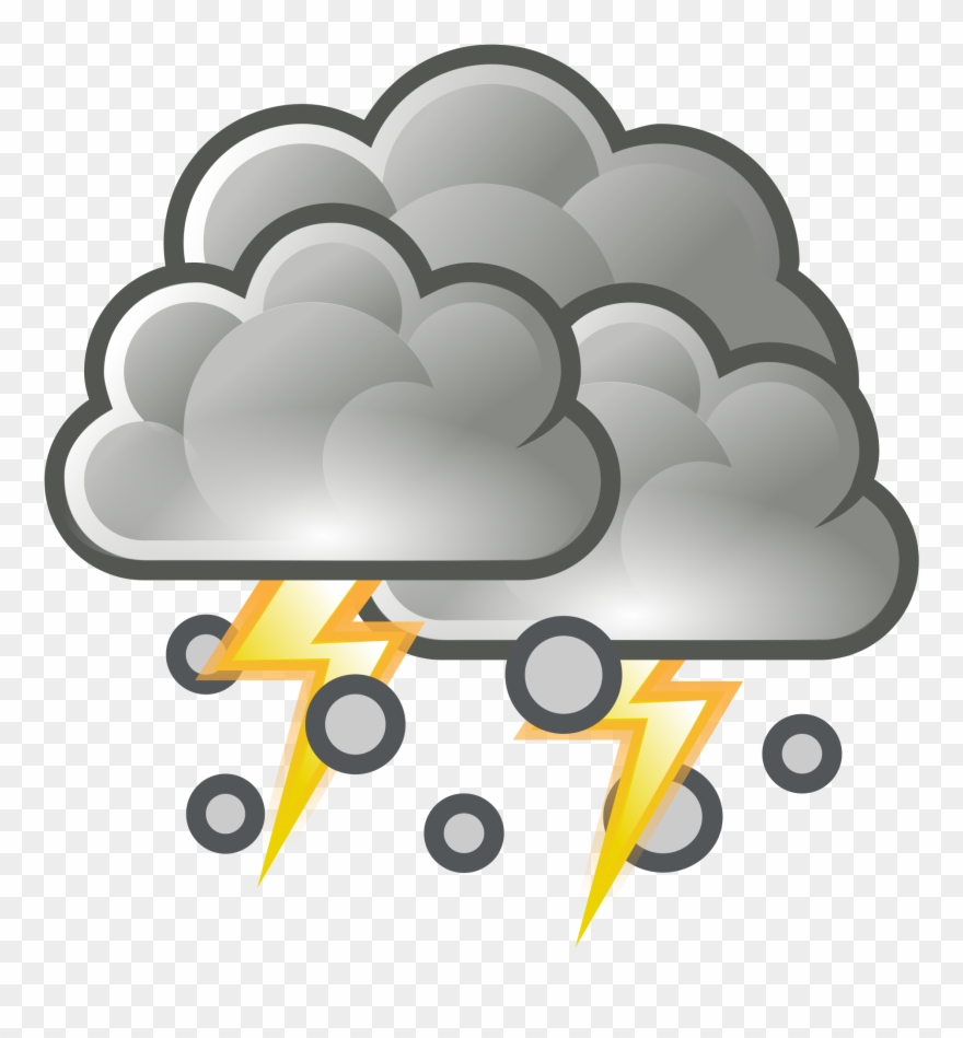 Hurricane clipart hail weather. Storm png