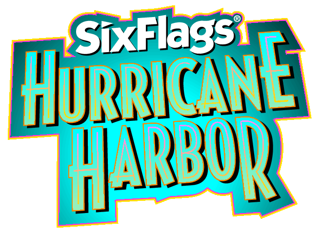 Hurricane clipart huracan. Six flags harbor logos