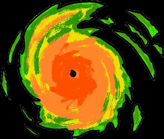 Nhc atlantic tropical cyclones. Hurricane clipart hurricane damage