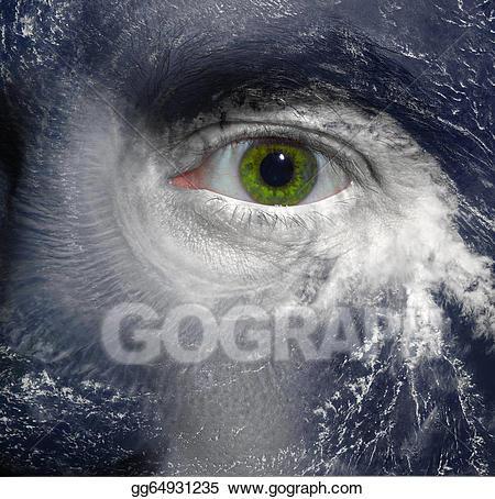 Stock illustration illustrations . Hurricane clipart hurricane eye