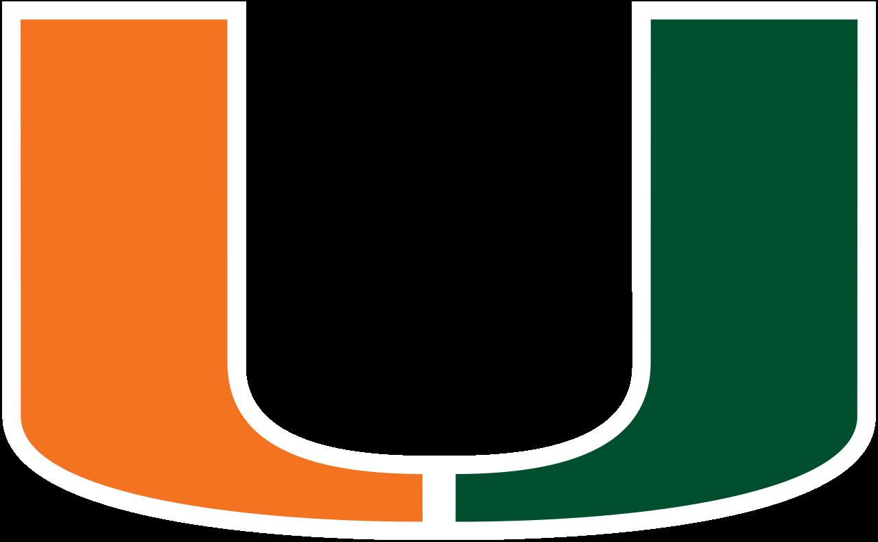 File miami hurricanes logo. Hurricane clipart icon