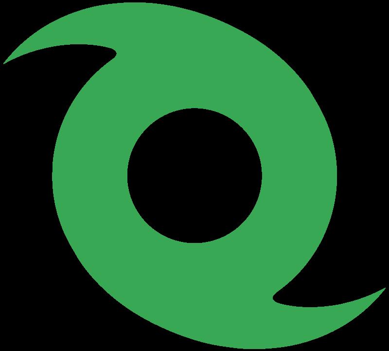 Hurricane clipart logo. Louisiana flood insurance providing