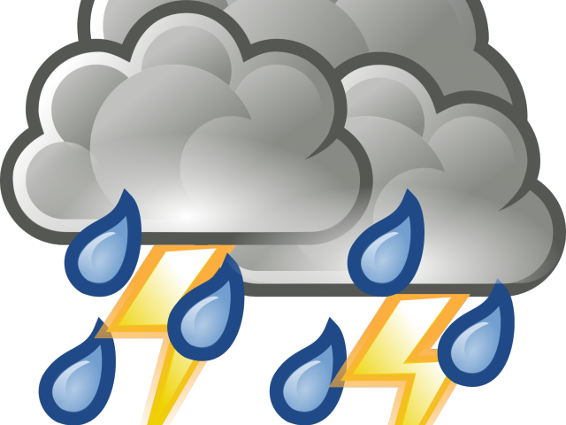 thunderstorm huge freebie. Hurricane clipart severe weather