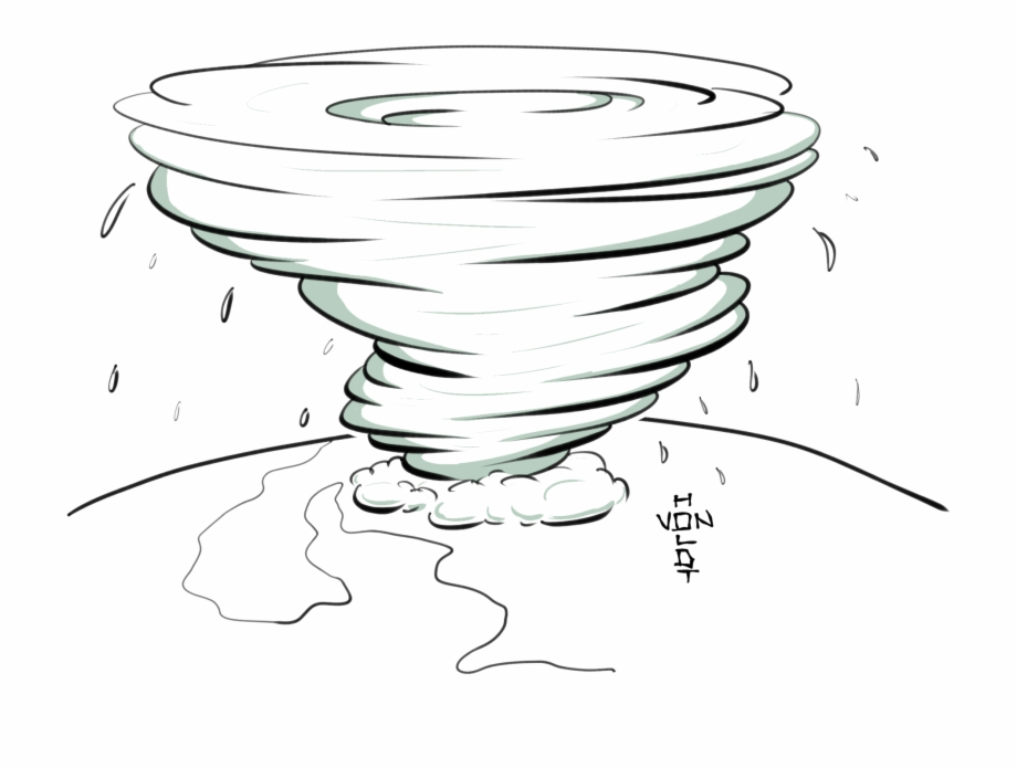 Png drawings of a. Hurricane clipart sketch