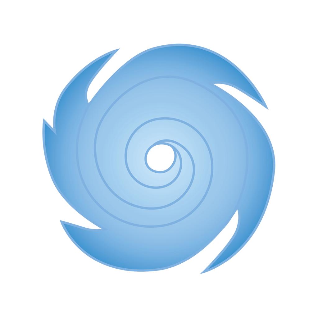 Tropical cyclone clip art. Hurricane clipart swirl